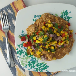 Chicken Barbacoa.