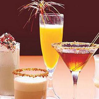 Tangerine Sparkler Recipe