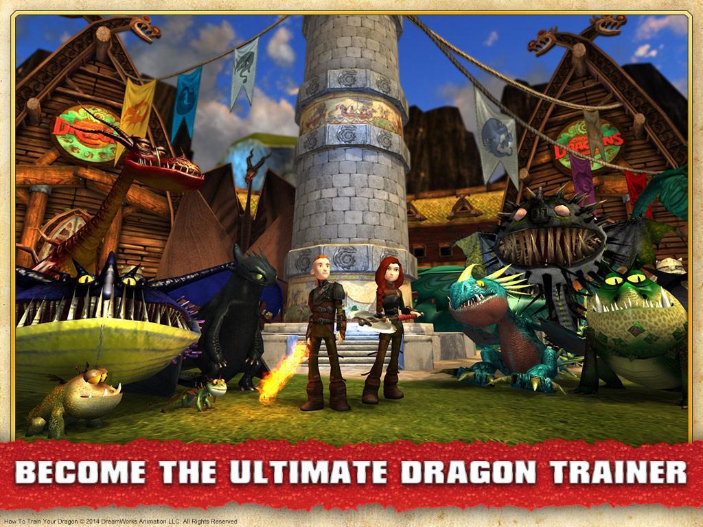 School of Dragons - screenshot