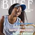 Black Women In Sport Magazine logo