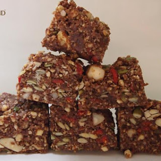 Going Nutty Power Bars