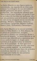 Screenshot of Santa Muerte