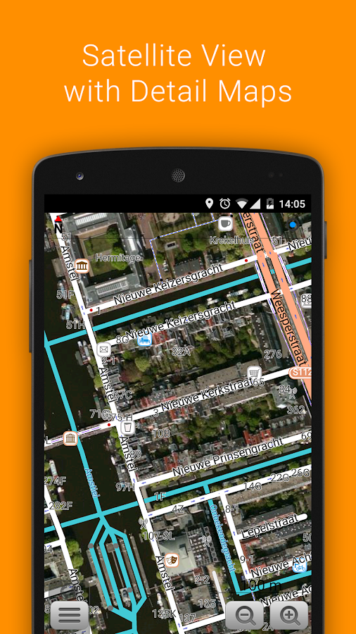 OsmAnd+ Maps & Navigation - screenshot