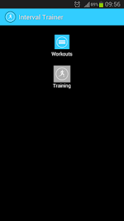 Interval Trainer- screenshot thumbnail
