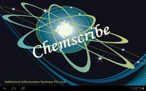 Chemscribe
