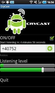 CryCast- screenshot thumbnail