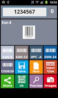 Screenshot of Barcode Creator