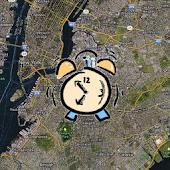 WakeMeApp GPS Alarm
