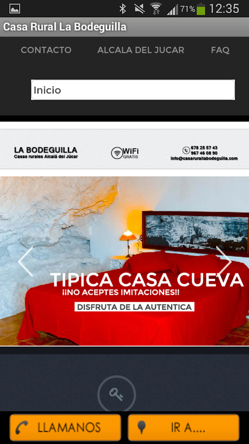 Casa Rural La Bodeguilla - screenshot
