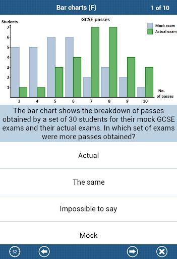 【免費教育App】GCSE Maths : Stats Revision-APP點子