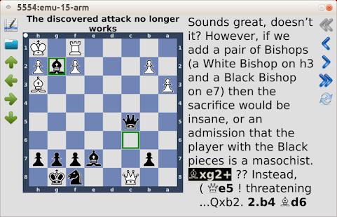 chess tactics and strategy - screenshot thumbnail