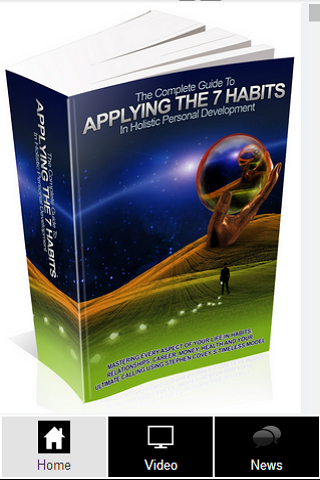Applying The 7 Habits
