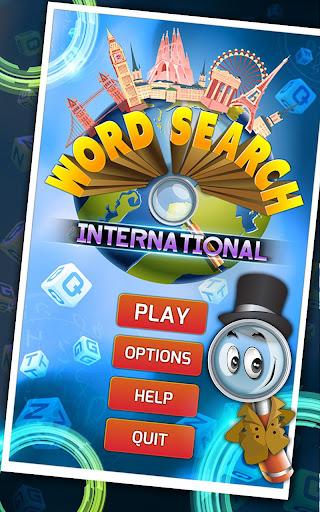 Word Search International