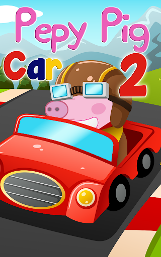 Pepy Pig Car 2