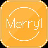 無料でトーク友達がつくれるアプリ- Merry'l(メリル)