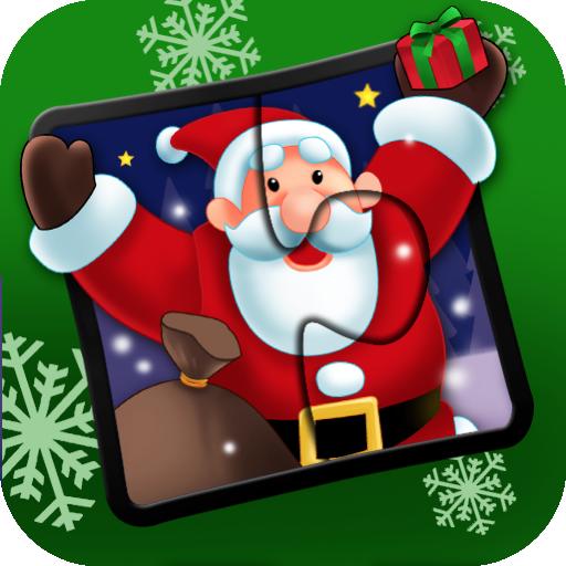 クリスマスジグソーパズル123 教育 App LOGO-APP開箱王