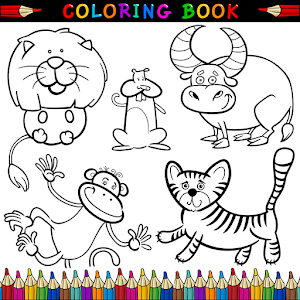App Coloring Book Games APK For Windows Phone