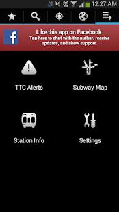 Transit Now Toronto for TTC + - screenshot thumbnail