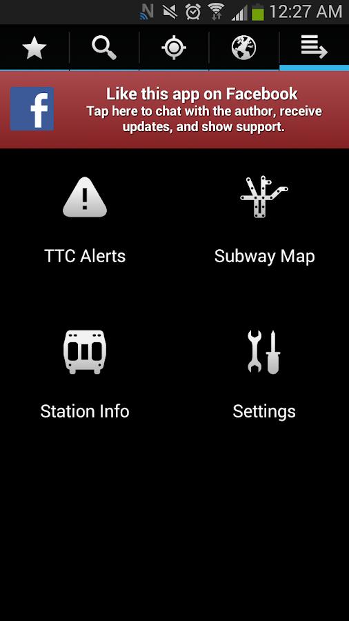 Transit Now Toronto for TTC + - screenshot