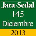 Jara y Sedal 145 Diciembr 2013 icon