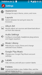 Jams Music Player- screenshot thumbnail