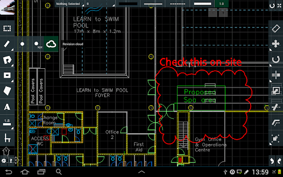 CAD Touch Free APK screenshot thumbnail 1