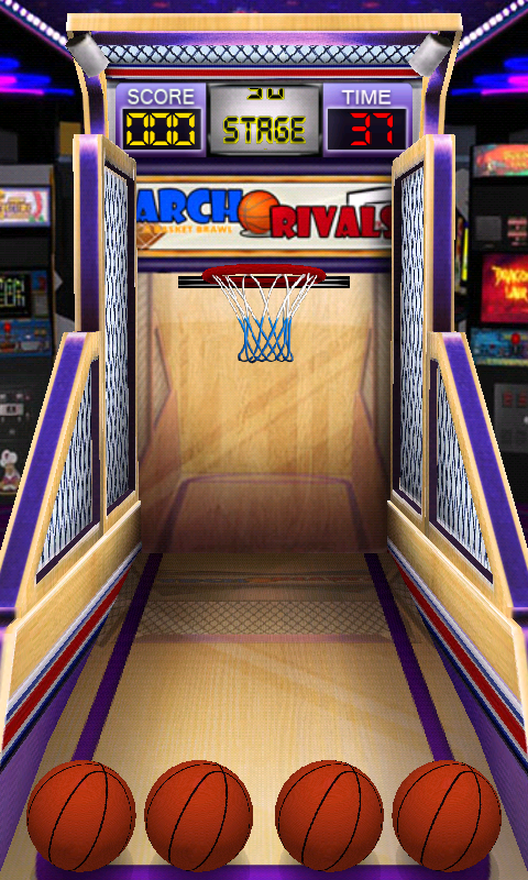 Basketball Mania Android 6
