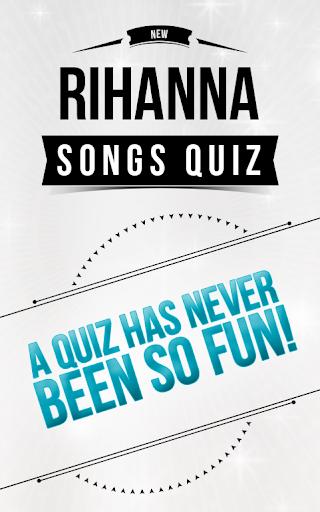 Rihanna - Songs Quiz