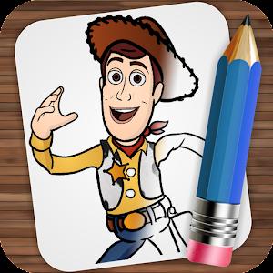 绘画玩具总动员 家庭片 App LOGO-硬是要APP