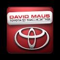 David Maus Toyota logo