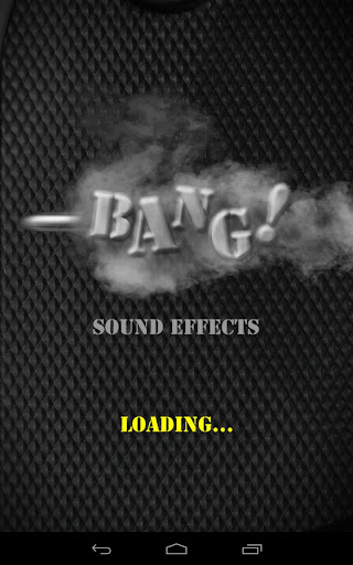BANG Sound Effects