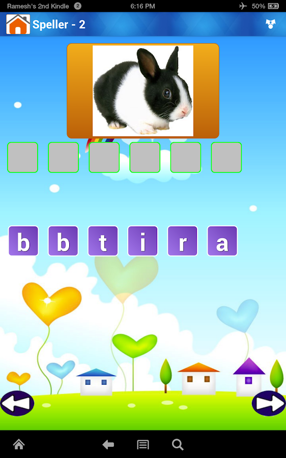 Phonics Spelling & Sight Words- screenshot