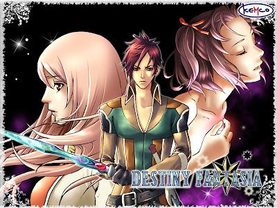 RPG Destiny Fantasia - KEMCO v1.1.4g