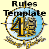GM's AAA: Rules & Templates