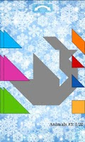Screenshot of Tangram Mini