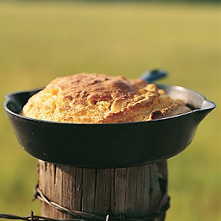 Skillet Cornbread.
