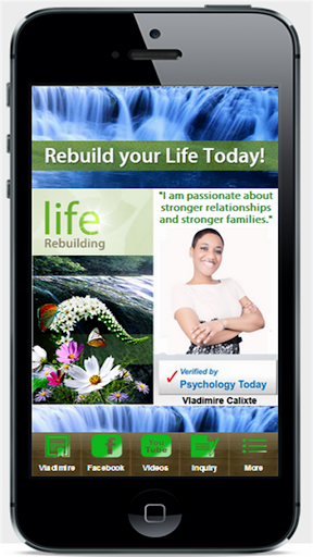 【免費商業App】Life Rebuilding Therapy-APP點子