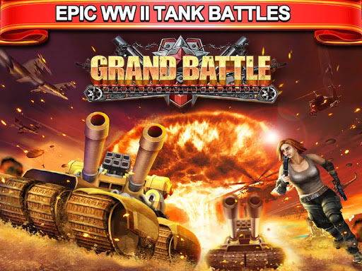Grand Battle--MMO Strategy:War