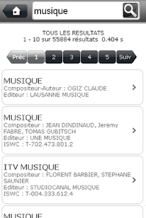 Les Oeuvres- screenshot thumbnail