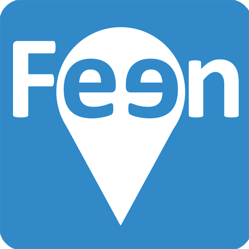 Feen - Friends locator 社交 App LOGO-硬是要APP