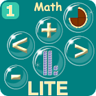 First Grade Math Lite icon