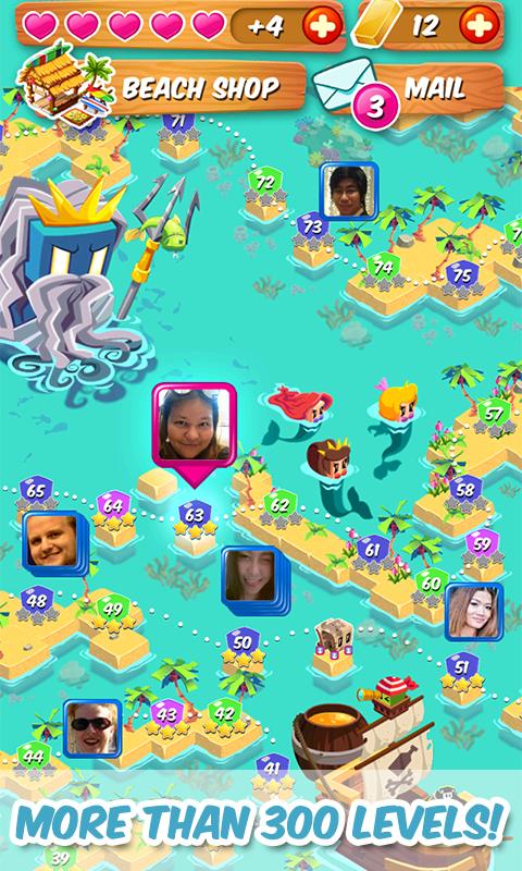 Juice Cubes - screenshot