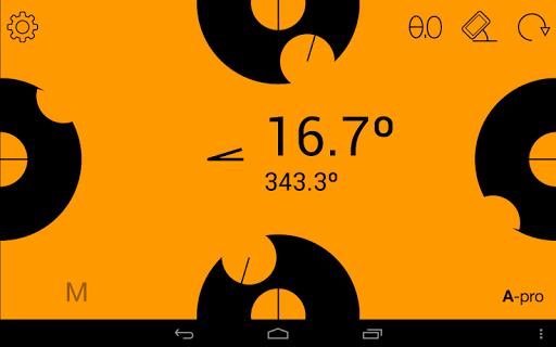 【免費工具App】Angle Pro Free-APP點子