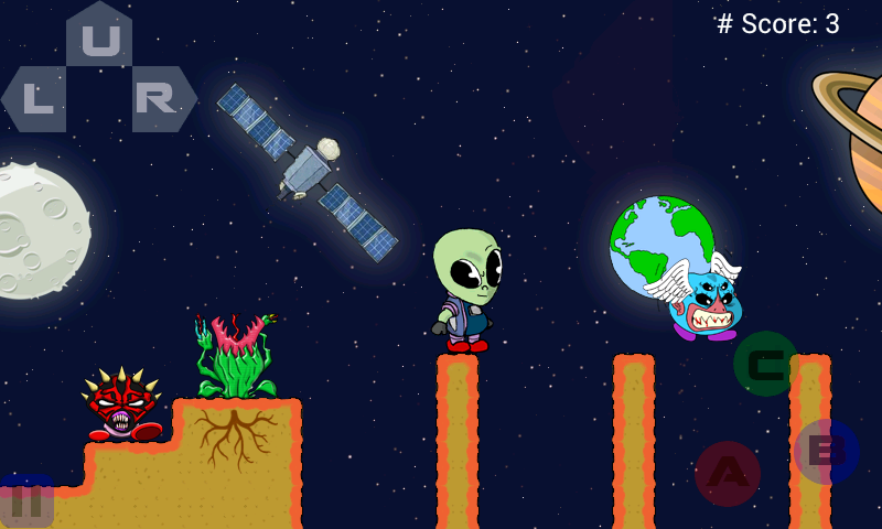 Space Explorer - screenshot