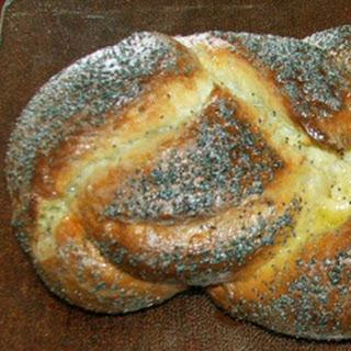 Hungarian Braided White Bread