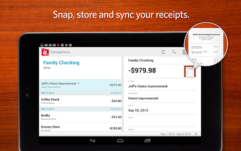Quicken 2014 Money Management - screenshot thumbnail