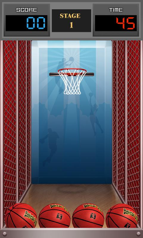 Basketball Shot Android