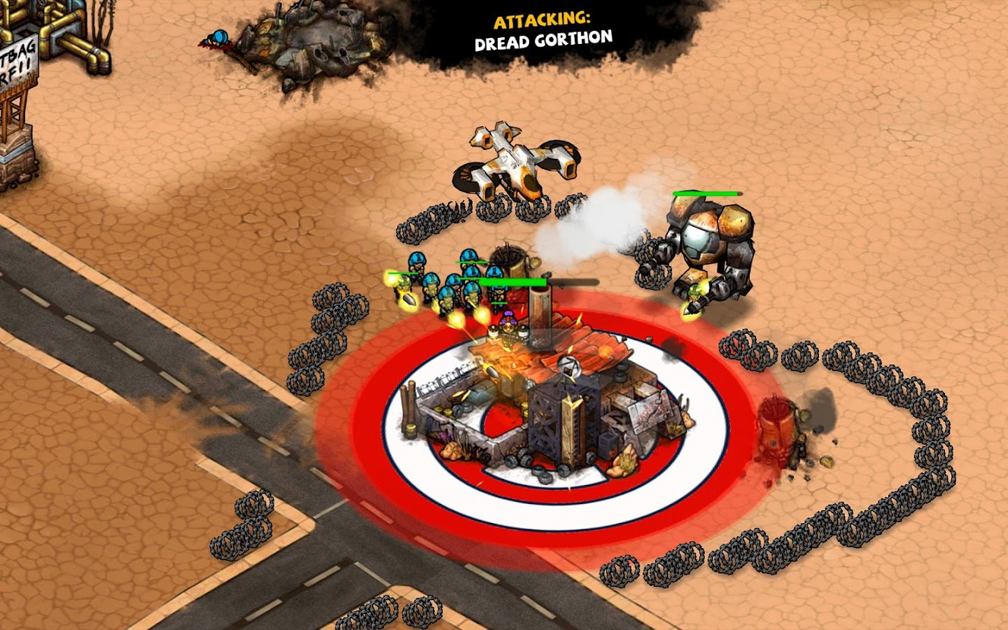 Apoc Wars - screenshot