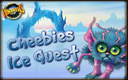 Cheebies - Ice Quest
