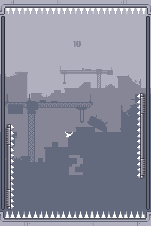 Flappybalt- screenshot